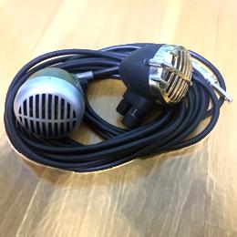 bullet-type-mic