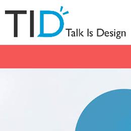 Talk is Designロゴ