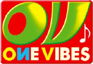 ワンバイブスサイドロゴ